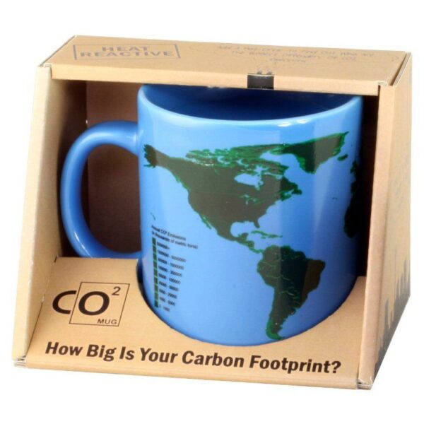 Taza Emisiones CO2 packaging